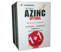 AZinc Optimal 45 + Arkopharma 2+1 Gratis
