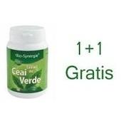 Extract Ceai Verde x 30 cps 1+1 gratis