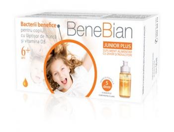 BeneBian JUNIOR PLUS x 5 doze 1+1 oferta