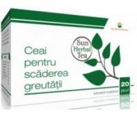 Sun Herbal Tea Ceai ptr Scaderea Greutatii