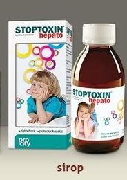 Stoptoxin Hepato Sirop x 150 ml