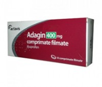 Adagin 400mg x 10cp