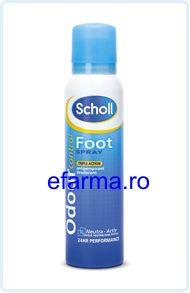 Spray Impotriva Transpiratiei Picioarelor Scholl