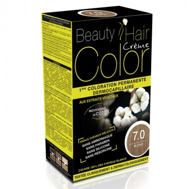 Beauty Hair Creme COLOR 7.0 blond