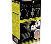 Beauty Hair Creme COLOR 8.1 blond deschis cenusiu