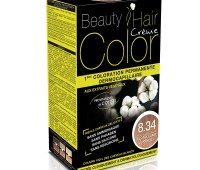 Beauty Hair Creme COLOR 8.34 blond deschis luminos