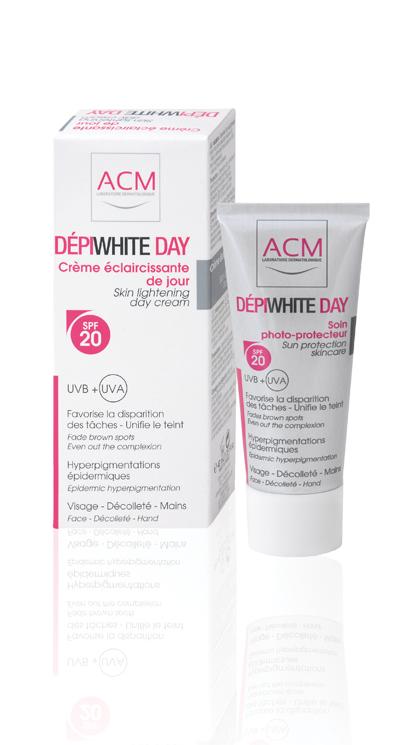Depiwhite Crema de zi spf 20 x 40 ml