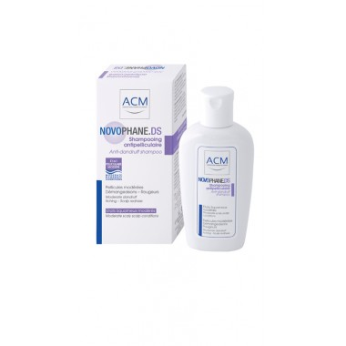 Novophane DS Sampon antimatreata x 125 ml