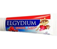 Elgydium Pasta de Dinti junior capsuni x 50 ml