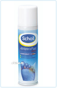Spray Athlete's Foot Antimicotic,Scholl