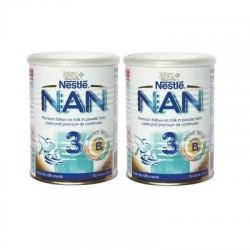 Nestle Pachet Lapte Praf Nestle Nan3- 2x400g