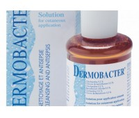 Dermobacter Solutie Cutanata x 125 ml