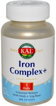 Iron Complex Plus x 100 tablete