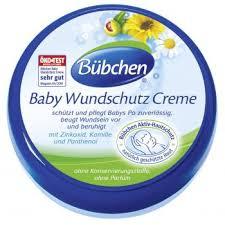 Bubchen Classic Crema pentru funduletul bebelusilor x 150ml