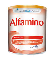 Nestle Alfamino 400g 0-6 luni x 400 gr