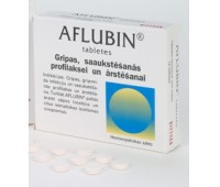 Aflubin comprimate sublinguale x 48 cpr