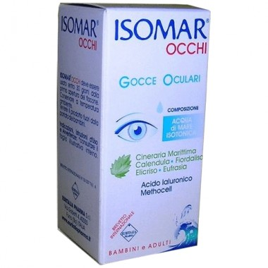 Isomar Picaturi pentru ochi x 10 ml