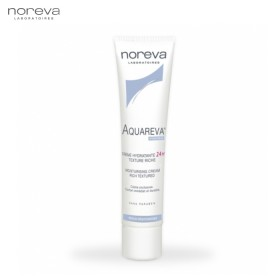 Noreva Aquareva Crema hidratanta 24H textura riche x 40 ml