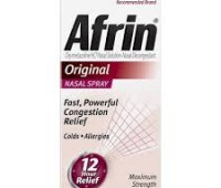 Afrin nou spray nazal soluţie 0,5 mg/ml x 15 ml