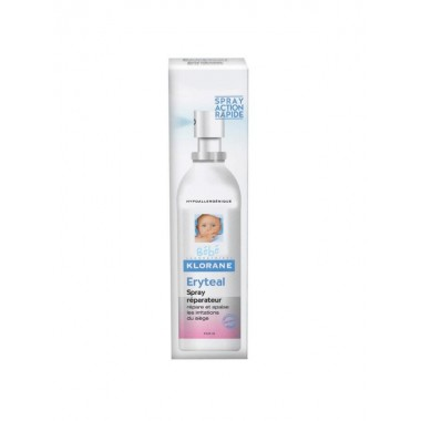 KLORANE BEBE Eryteal Spray 75 ml