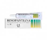Rinopanteina unguent nazal 10g