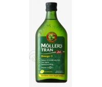 Moller's Omega 3 ulei ficat de cod x 250 ml Pharma Brands