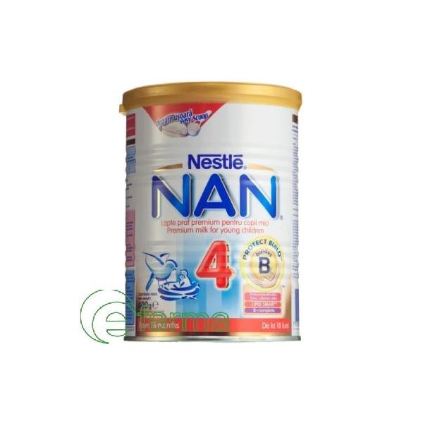 Nestle Nan 4 x 400 gr