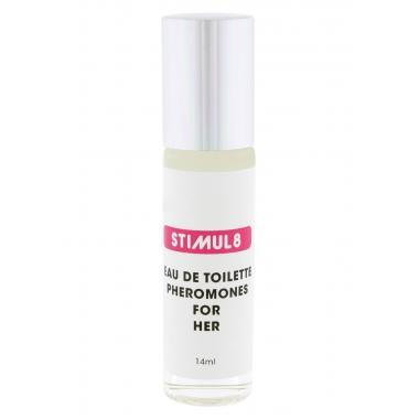 Stimul8 apa de toaleta feromoni femei 14 ml