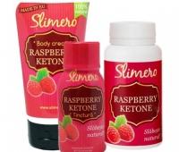 Slimero pachet pentru slabit (capsule+gel+tinctura)