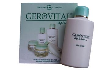 Lotiune Capilara Gerovital Gold H3