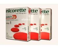 Nicorette Patch 15 mg/16 ore Plasturi Impotriva Fumatului