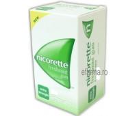 Nicorette Freshmint Guma de Mestecat Impotriva Fumatului 4 mgX 105 Bucati