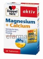 Doppelherz Aktiv Magneziu Plus Calciu