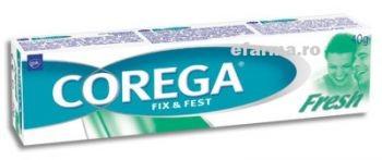 Corega Fix & Fest Adeziv Dentar