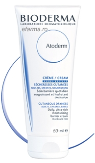 Atoderm Crema de Maini Bioderma Franta 50 ml
