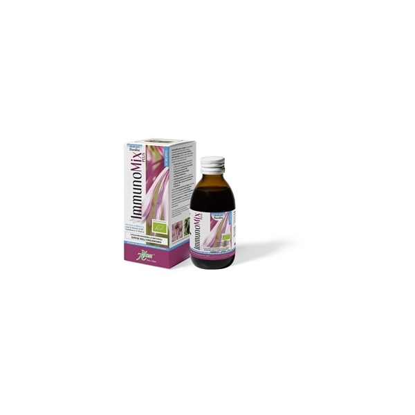 ImmunoMix Plus Sirop pentru Copii bio x 210 gr