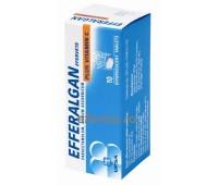 Efferalgan 500 mg Comprimate Efervescente cu Vit C