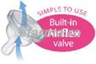 Avent Tetina Airflex 1 orificiu 2 bucati/set