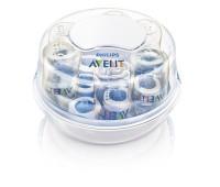 Sterilizator Avent pentru cuptorul cu microunde + accesorii