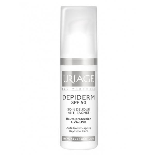 Uriage Depiderm SPF 50 Crema Depigmentanta
