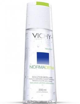 Vichy Normaderm Lotiune micelara de curatare si demachiere x 200 ml