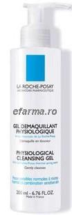 La Roche Posay Gel Demachiant cu apa termala ph fiziologic