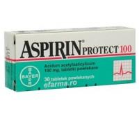 Aspirin Cardio 100 mgx 20 cpr