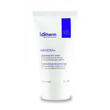 Ivatherm Ivahidra crema pentru piele foarte uscata 40 ml