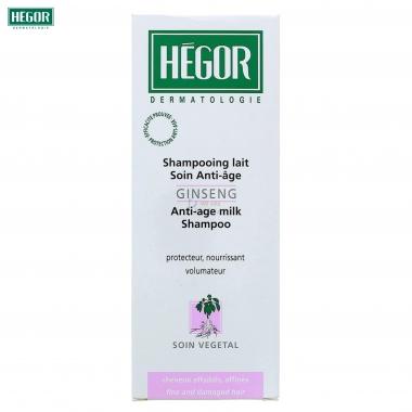 Hegor Sampon lapte anti-imbatranire cu Ginseng, 250 ml