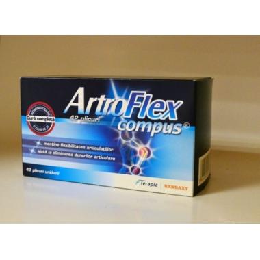 Artroflex Compus *42 plicuri, Terapia