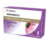 Ark Immunoflu x 30 cps, Arkopharma