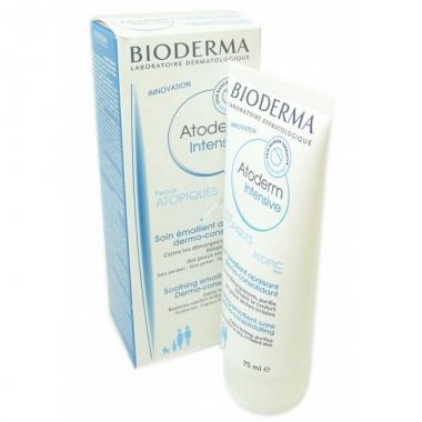 Atoderm Intensive Crema x 75 ml, Bioderma