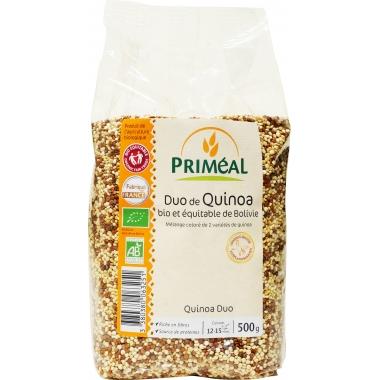 Duo de quinoa bio 500g