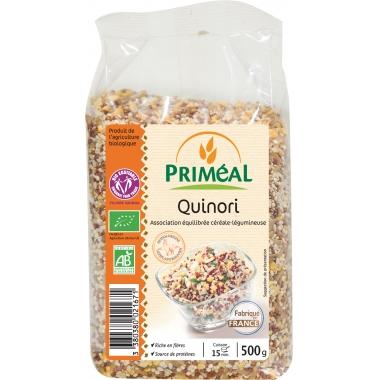 Quinori bio (quinoa rosie, orez, naut, susan) 500 g